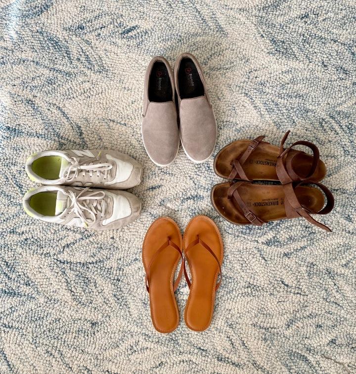 Favorite Spring & SummerShoes